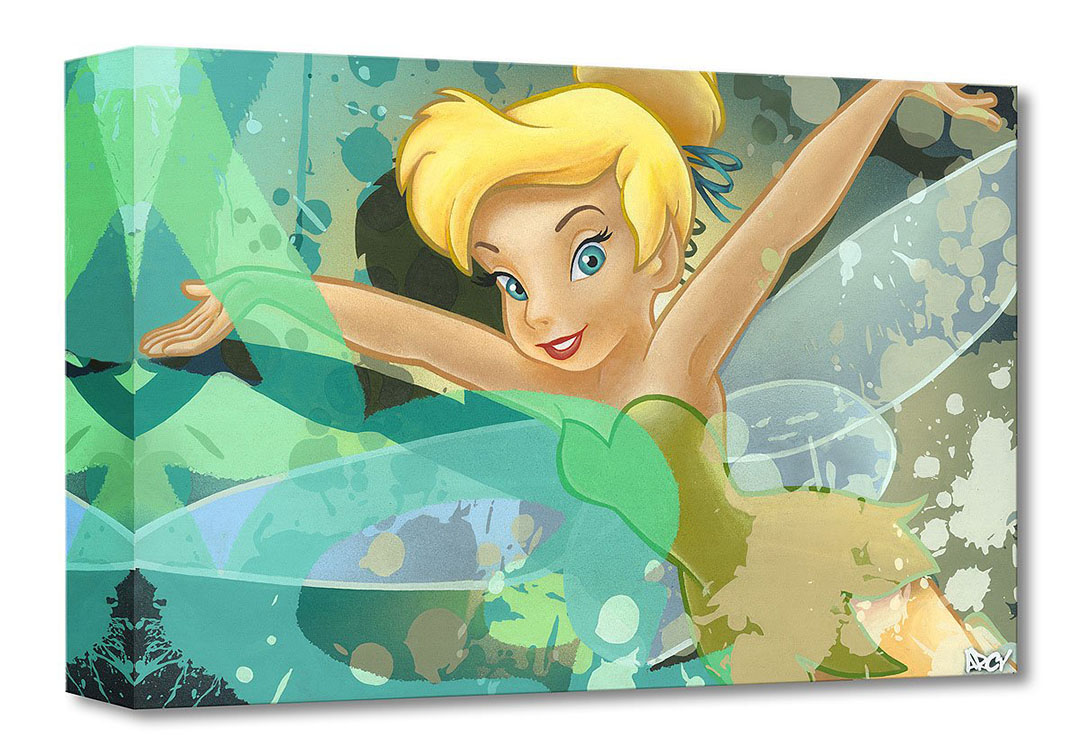 """Tinker Bell"" by ARCY"