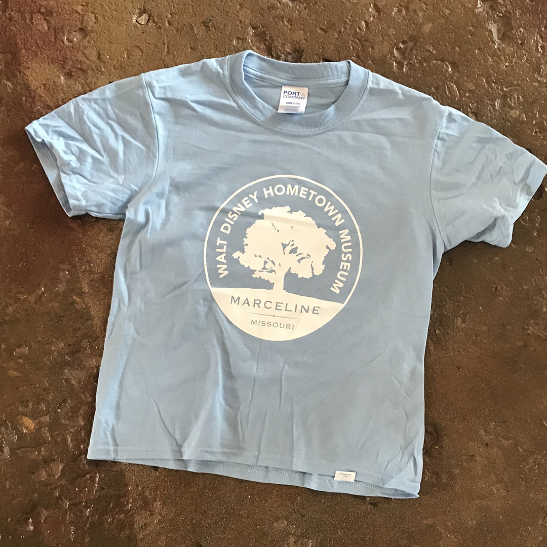 Youth T-Shirt Soft Blue